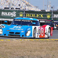 Chip Ganassi Racing with Felix Sabates competing in the Rolex 24 at Daytona 2011