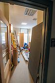 Krietzberg Library Construction