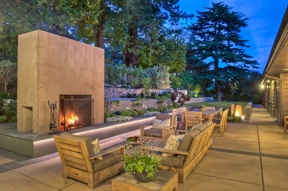 Residental landscape design