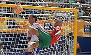 Footbal-FIFA Beach Soccer World Cup 2006 - Final- FRA xPOR -Madjer  -Rio de Janeiro- Brazil - 12/11/2006.<br />Mandatory Credit: FIFA/Ricardo Ayres