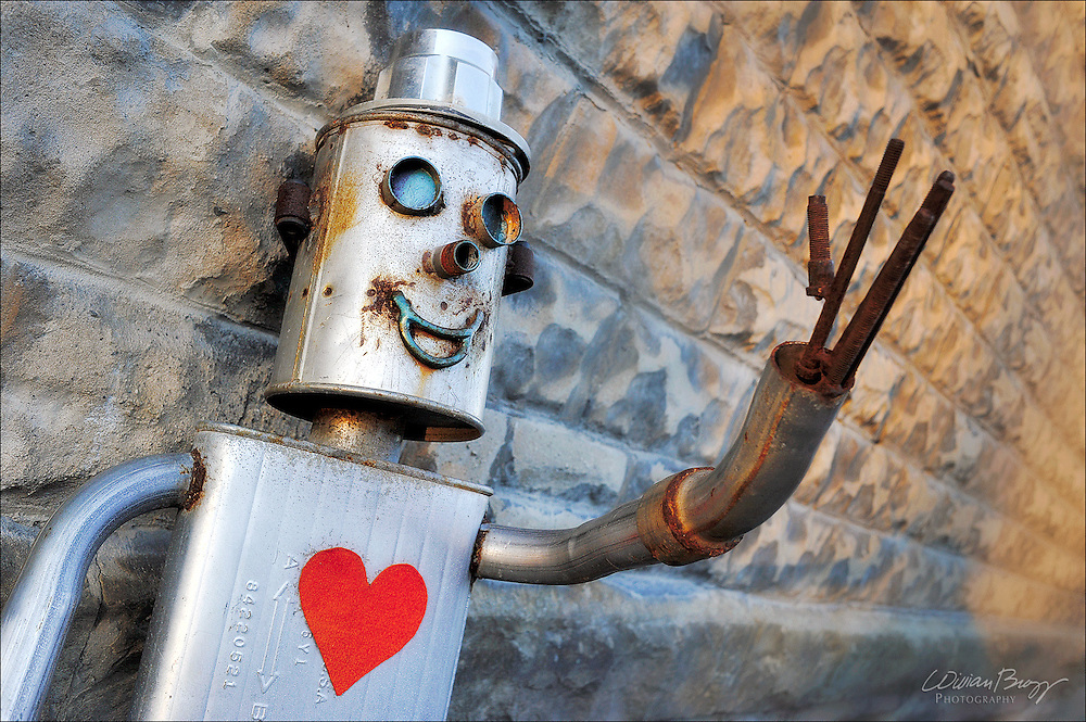 The Tin Man HAS a Heart