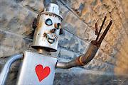 The Tin Man HAS a Heart