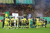 SUPPORTERS NANTES - 13.12.2014 - Nantes / Bordeaux - 18eme journee de Ligue1<br />