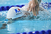 Jeremy Stravius (FRA) competes on Men's 100 m Freestyle during the Swimming European Championships Glasgow 2018, at Tollcross International Swimming Centre, in Glasgow, Great Britain, Day 3, on August 4, 2018 - Photo Stephane Kempinaire / KMSP / ProSportsImages / DPPI