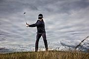 PING shoot, Dundonald Links with Brandon Stone.