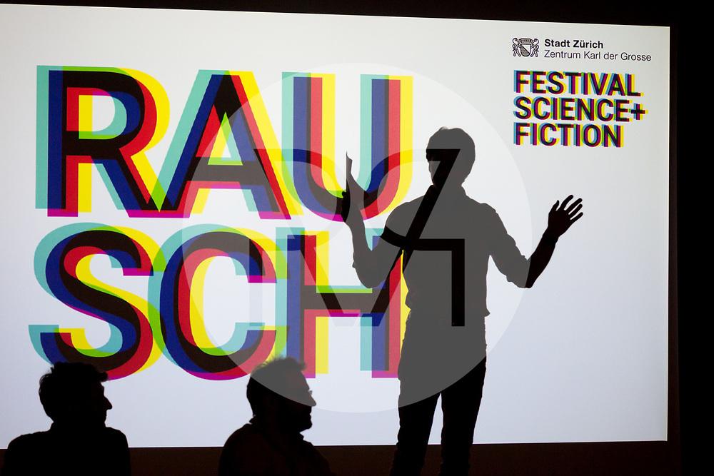 SCHWEIZ - ZÜRICH - science+fiction bei Karl: Rauschlabor - Drinks und Debatten, im Karl der Grosse - 22. März 2018 © Raphael Hünerfauth - http://huenerfauth.ch
