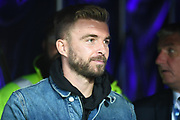 Former West Bromwich Albion player James Morrison during the EFL Sky Bet Championship match between West Bromwich Albion and Reading at The Hawthorns, West Bromwich, England on 21 August 2019.