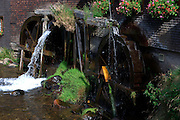 Germany, Baden-Wurttemberg, The Black Forest, a water mill at Hexenloch near Furtwangen