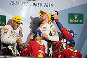 September 15, 2016: World Endurance Championship at Circuit of the Americas. 95 ASTON MARTIN RACING, ASTON MARTIN VANTAGE, Nicki THIIM, Marco SØRENSEN, LM GTE Pro