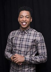 December 3, 2016 - New York, New York, U.S. - JACOB LATIMORE promotes the movie 'Collateral Beauty.' Jacob O'Neal Latimore, Jr. (born August 10, 1996) is an American singer, actor, and dancer. Latimore's first single 'Best Friend' was released in 2005. In 2006, 'Superstar' was released. In June, 2014, he released his hit song Heartbreak Heard Around The World.'. His first debut album, 'Connection' launched December 2016. Upcoming: Sleight (2016), Collateral Beauty (2016), Untitled Detroit project (2017). (Credit Image: © Armando Gallo via ZUMA Studio)