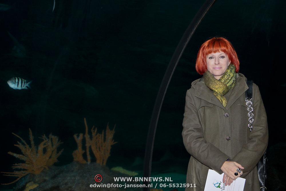 NLD/Rotterdam/20110202 - Boekpresentatie Mr. Finney door pr. Laurentien, Chazia Mourali