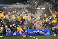 Bath Rugby v Northampton Saints 230514