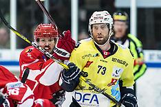 04.12.2018 Esbjerg Energy - Rødovre Migthy Bulls 5:4 OT