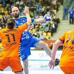 20190414: SLO, Handball - 2020 Men's EHF EURO Qualifications, Slovenia vs Netherlands
