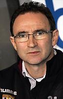 Photo: Paul Thomas.<br /> Sheffield United v Aston Villa. The Barclays Premiership. 11/12/2006.<br /> <br /> Martin O'Niell, manager of Villa.