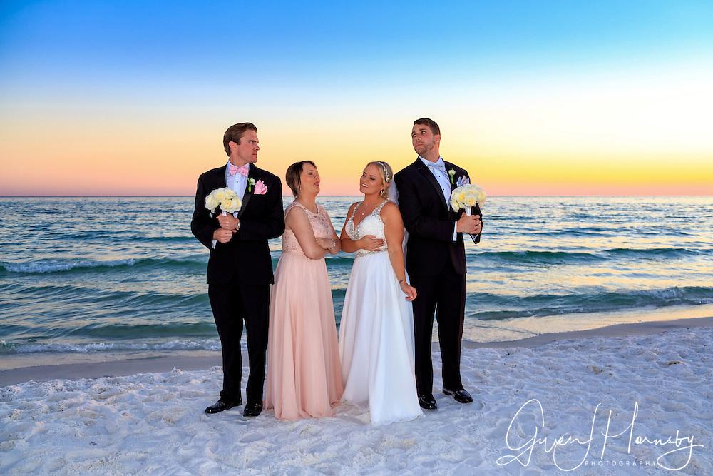Expressions Beach Portraits Wedding Photos