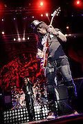 Slash featuring Myles Kennedy and The Conspirators performing at the Rockhal Luxembourg, Europe on June 18, 2012