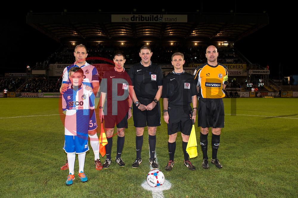 - Photo mandatory by-line: Dougie Allward/JMP - Mobile: 07966 386802 - 19/12/2014 - SPORT - football - Bristol - Memorial Stadium - Bristol Rovers v Gateshead  - Vanarama Conference