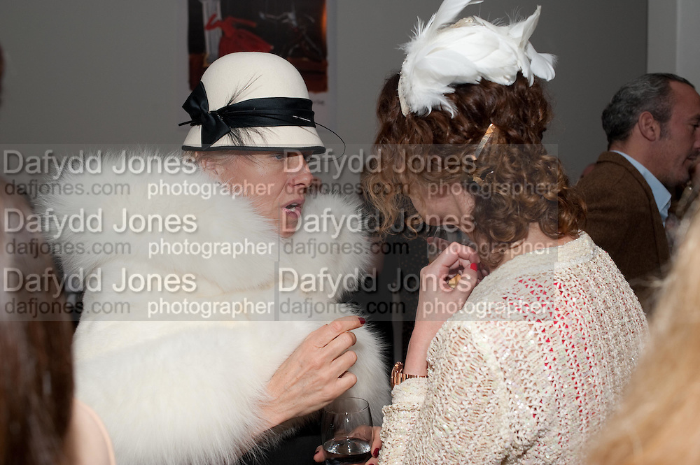 VALERIA NAPOLEONE; AUD CUNIBERTI, Swarovski Whitechapel Gallery Art Plus Opera,  An evening of art and opera raising funds for the Whitechapel Education programme. Whitechapel Gallery. 77-82 Whitechapel High St. London E1 3BQ. 15 March 2012