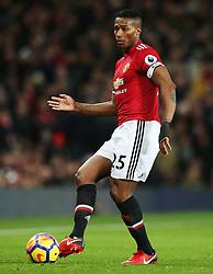 Luis Antonio Valencia of Manchester United - Mandatory by-line: Matt McNulty/JMP - 18/11/2017 - FOOTBALL - Old Trafford - Manchester, England - Manchester United v Newcastle United - Premier League