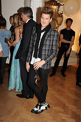 HENRY HOLLAND at Vogue's Fantastic Fashion Fantasy Party in association with Van Cleef & Arpels to celebrate Vogue's Secret Address Book held at One Marylebone Road, London NW1 on 3rd November 2008.