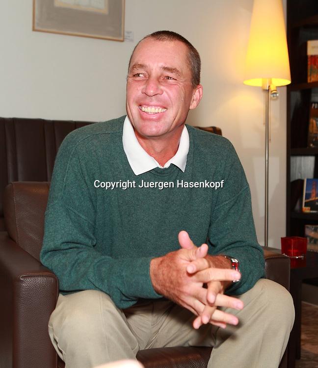 ex Tennis Profi Ivan Lendl, Portrait