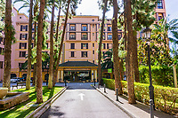 Hotel Fuerte Marbella, Spain, February, 2020, 202002112132<br /><br />Copyright Image from Victor Patterson, Belfast, UK<br />t: +44 28 9066 1296 <br />(from Rep of Ireland 048 9066 1296) <br />m: +44 7802 353836 <br />victorpattersonbelfast@gmail.com <br />www.victorpatterson.com<br /><br />Please see my Terms and Conditions of Use at https://www.victorpatterson.com/page2 <br /><br />It is IMPORTANT that you familiarise yourself with them.<br /><br />Images used on the Internet incur an additional cost and must be visibly watermarked i.e. © Victor Patterson within the body of the image and copyright metadata must not be deleted. Images used on the Internet have a size restriction of 4kbs and are chargeable at rates available at victorpatterson.com.<br /><br />This image is only available for the use of the download recipient i.e. television station, newspaper, magazine, book publisher, etc, and must not be passed on to any third party. It is also downloaded on condition that each and every usage is notified within 7 days to victorpattersonbelfast@gmail.com<br /><br />The right of Victor Patterson to be identified as the author is asserted in accordance with The Copyright Designs And Patents Act (1988). All moral rights are asserted.