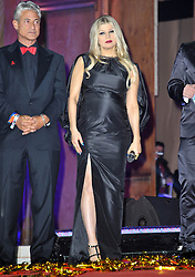 Fergie (Black Eyed Peas) during the Life Ball 2013 at City Hall, Vienna, Austria, 25 May, 2013. Photo by Schneider-Press / John Farr / i-Images. .UK & USA ONLY