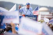 Bernie Sanders Rally Fort Mason SF 2019