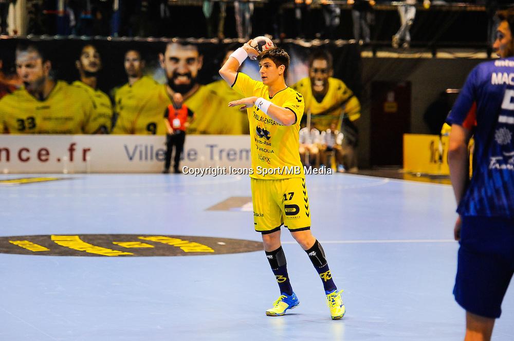 Romain Ternel - 11.03.2015 - Tremblay / Montpellier - 18eme Journee de Division 1 <br /> Photo : Anthony Dibon / Icon Sport