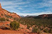 View from Boynton Canyon Vortex