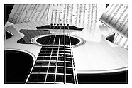 Guitar Photos and Art