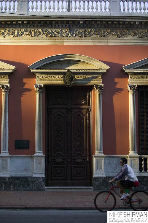 South America, Uruguay, Canelones, Montevideo, Colonial period architecture, Palacio Santos, Ministerio de Relaciones Exteriores