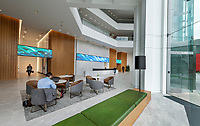 Architectural Interior of 250 West Pratt Street in Baltimore Maryland by Jeffrey Sauers of CPI Productions