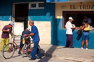 Egg shop in Niquero, Granma, Cuba.