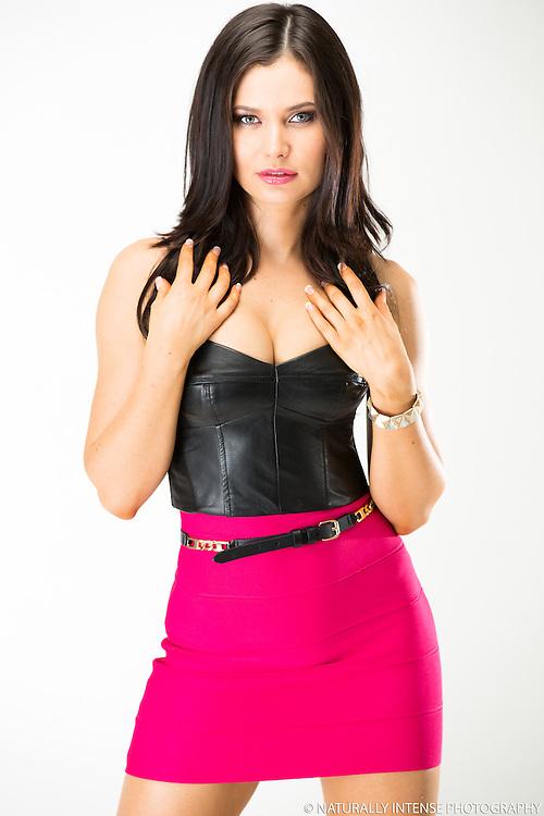 Katya Bikini Competitor Fitness Photography