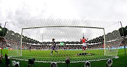 30.05.2010, UPC Arena, Graz, AUT, WM Vorbereitung, Japan vs England, im Bild Eigentor durch Yuji Nakazawa, Japan, EXPA Pictures © 2010, PhotoCredit: EXPA/ S. Zangrando / SPORTIDA PHOTO AGENCY
