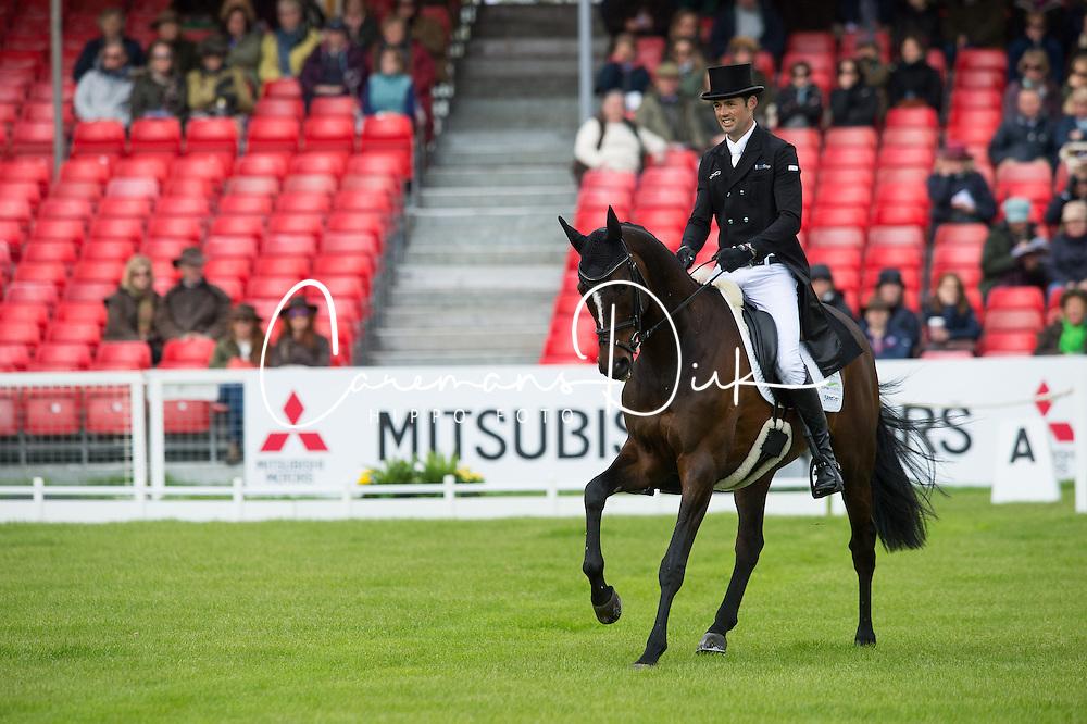 Paget Jonathon, (NZL), Clifton Promise<br /> Dressage <br /> Mitsubishi Motors Badminton Horse Trials - Badminton 2015<br /> &copy; Hippo Foto - Jon Stroud<br /> 07/05/15