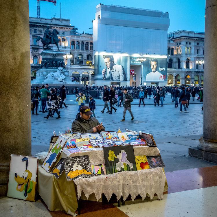 Streetlife Milan