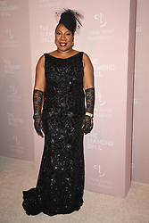 September 13, 2018 - New York, NY, USA - September 13, 2018  New York City..Tarana Burke attending the 4th Annual Clara Lionel Foundation Diamond Ball on September 13, 2018 in New York City. (Credit Image: © Kristin Callahan/Ace Pictures via ZUMA Press)