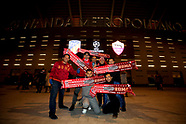 Atletico Madrid v Roma - 22 November 2017