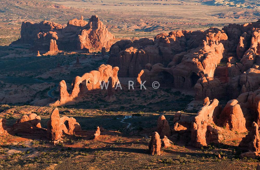 Canyonlands Utah rock formations