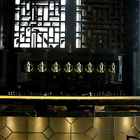 BEIJING, MARCH 18 : the a bar in the new Sofitel in Beijing, March 18, 2008.