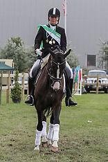 Nationale wedstrijd LRV jonge paarden - Lommel 2012