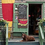 Juice 'n Java Cafe in Block Island, Rhode Island