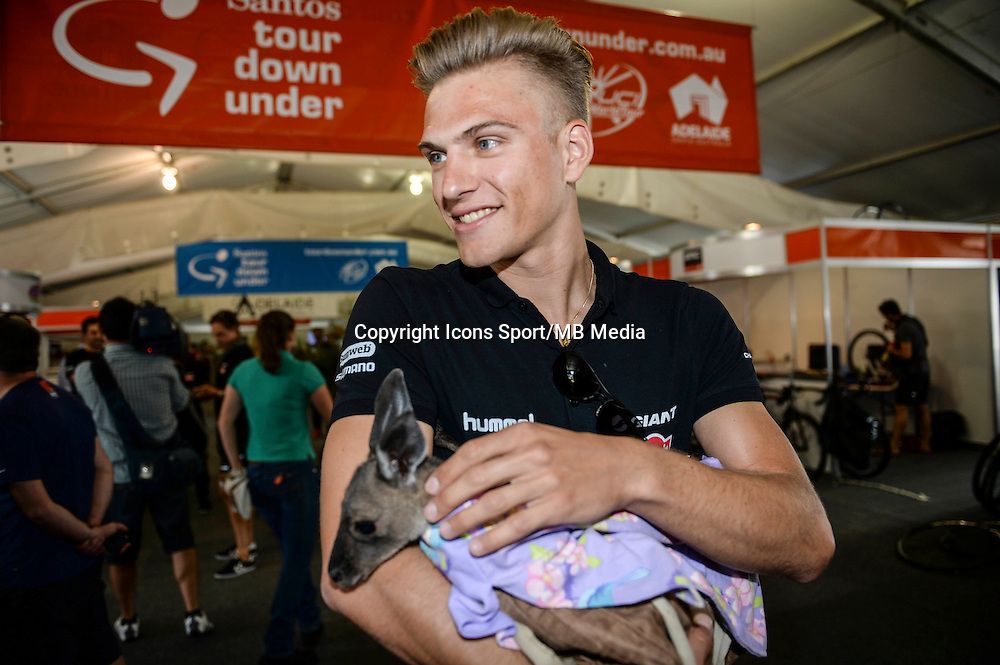 Kittel Marcel - Giant - 18.01.2015 - Tour Down Under -<br /> Photo : Sirotti / Icon Sport