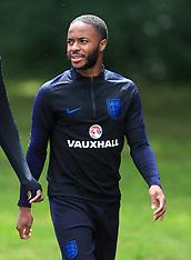 England v Nigeria - England Training and Press Conference - 01 June 2018