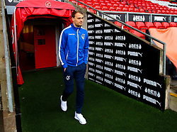 Sam Slocombe of Bristol Rovers - Mandatory by-line: Robbie Stephenson/JMP - 02/04/2018 - FOOTBALL - Highbury Stadium - Fleetwood, England - Fleetwood Town v Bristol Rovers - Sky Bet League One