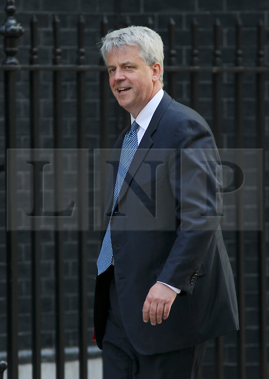 © licensed to London News Pictures. London, UK  10/5/11 Health secretary Andrew Lansley arrives for cabinet meeting at 10, Downing St. Please see special instructions for usage rates. Photo credit should read OLIVIA HARRIS/LNP