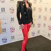 NLD/Amsterdam/20130205 - Modeshow Nikki Plessen 2013, Monique des Bouvrie